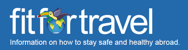 fit for travel logo